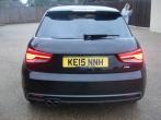 Audi A1 Black
