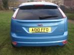 Ford Focus 1.6 Zetec