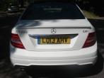 Mercedes c220 Sport Plus